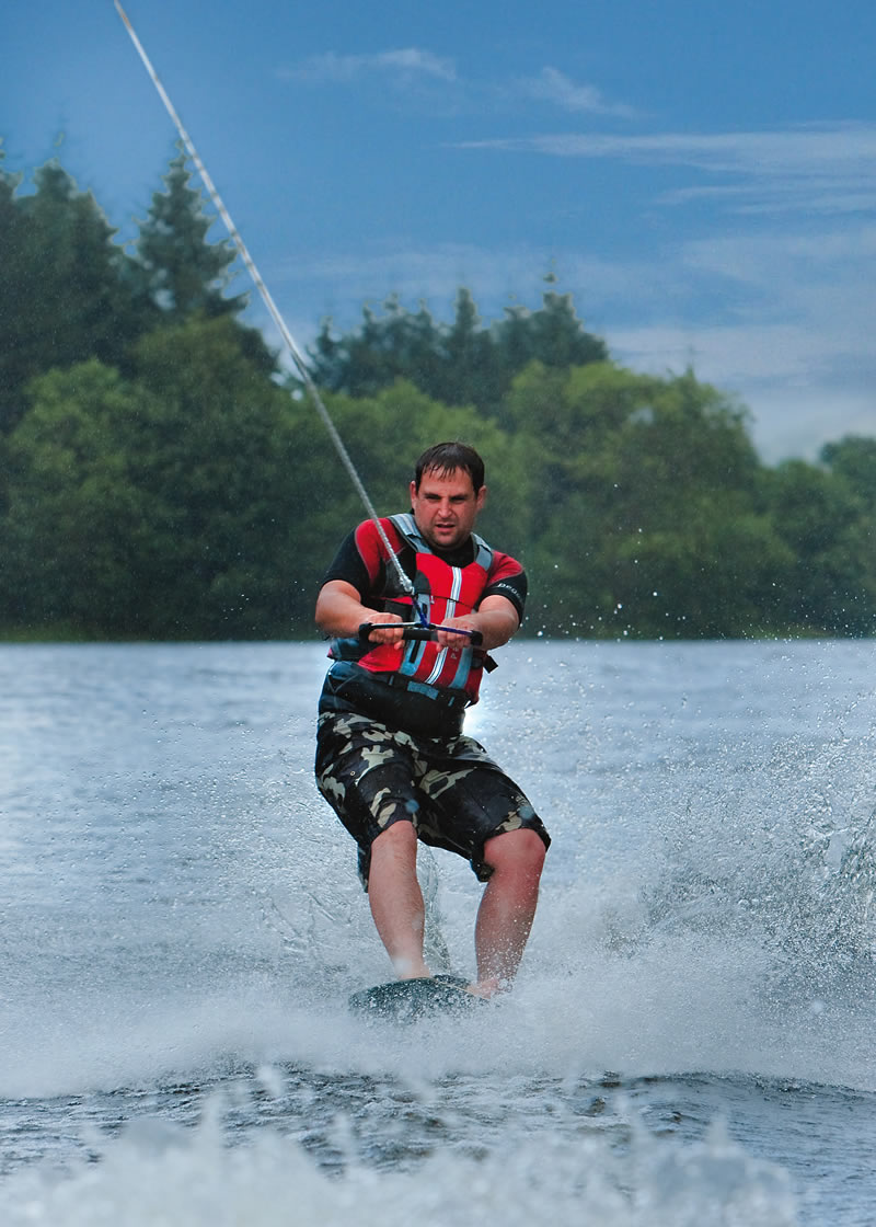 Great Glen Water Park Self Catering Accommodation And Activities